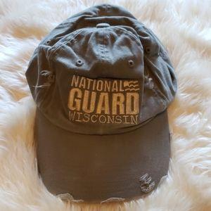 NWOT National Guard Hat